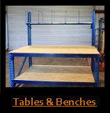 Work Tables and Benches