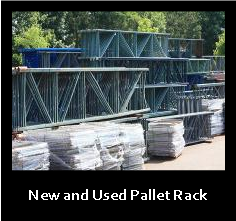New and Used Pallet Rack